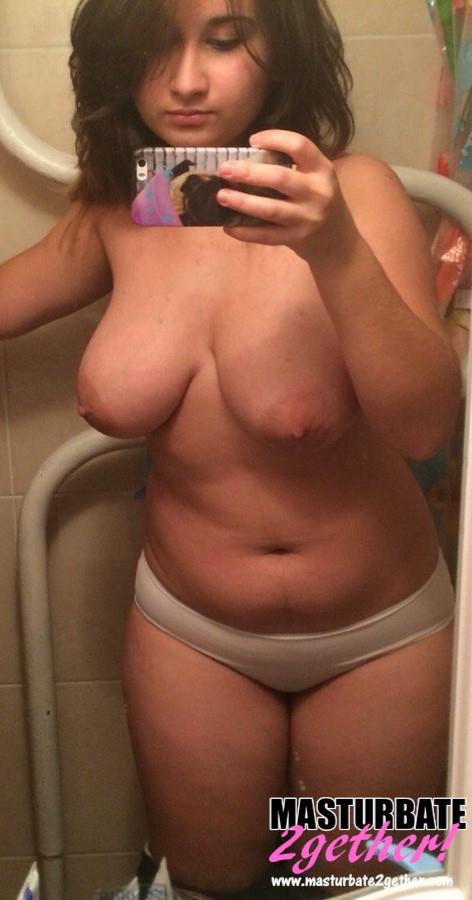 Nude webcam strip teases